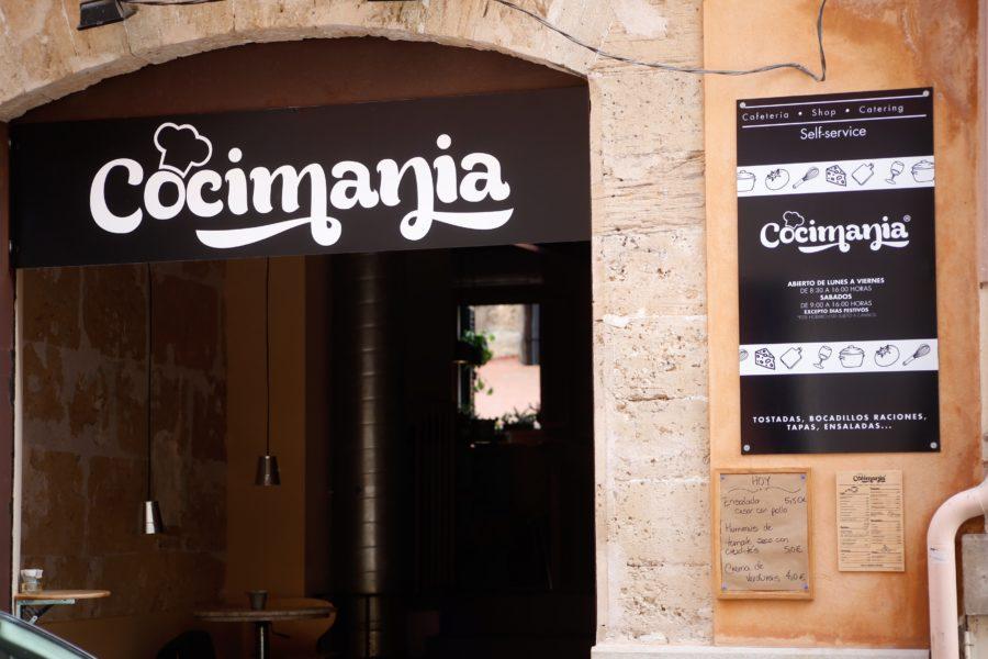 Cafetería Cocimania