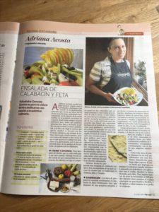 Cocimania en la revista Brisas