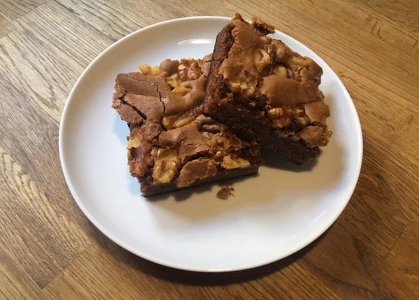 Deliciosos brownie
